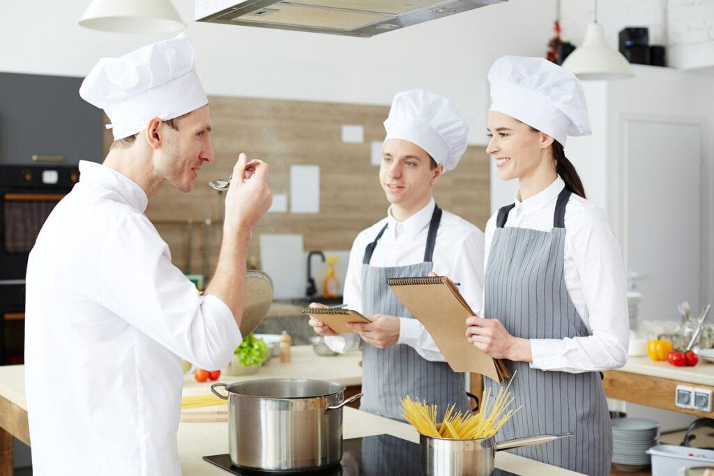 Beneficios Formación para restaurantes