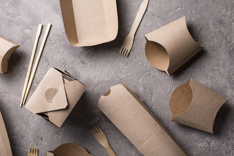 packaging para restaurantes